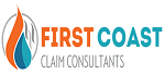 First Coast Claim Consultants Logo On SitE Now
